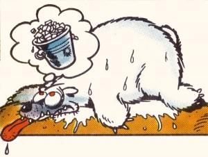 Bild tagen från herman hedning strip av Jonas Darnell